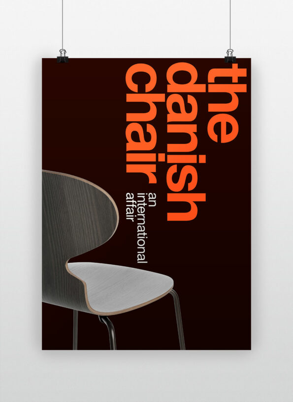 the danish chair myren